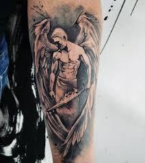 100 guardian tattoos for spiritual ink designs