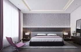 couleur de chambre violet couleur chambre design 42 espaces dominés par le gris headboard