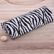 zebra pattern nail art wholesale nail salon manicure hand rest zebra pattern nail art hand