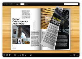 modern design flippingbook features