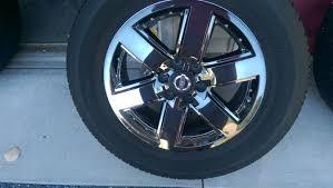 nissan armada black rims platinum reserve wheels and tires 16 500 miles nissan armada