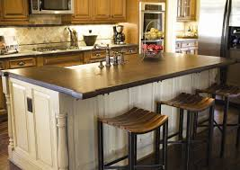stools contemporary kitchen island with electrical outlet