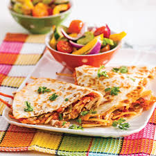 cuisiner mexicain quesadillas au thon soupers de semaine recettes 5 15 recettes