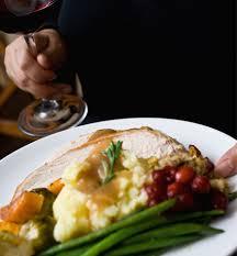 plan no fuss turkey dinner inspired gathering