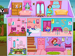 Dolls House Decorating Games Princess Jeux Pog Com