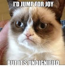 Joy Meme - d jump for joy meme on me me
