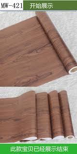 pvc self adhesive wallpaper wallpaper wood wardrobe closet door