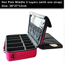 professional makeup carrier makeup bag organizer professional makeup box artist larger bag