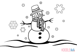 snowman coloring picture colouring pages free coloring pages 15