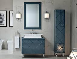 Navy Blue Bathroom Vanity 60 In Vanity Cabinet Upandstunning Club