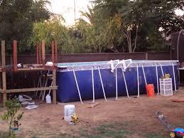 diy backyards pool landscaping best backyard pool landscaping