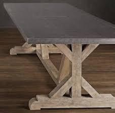 Dining Room Tables Restoration Hardware - 20 amazing living rooms inspired by restoration hardware