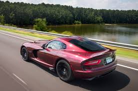 Dodge Viper Limited Edition - fca will shutter dodge viper plant on august 31 automobile magazine