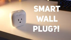 Cool Wall Receptacle Tech In 60 Koogeek Smart Wall Plug Youtube