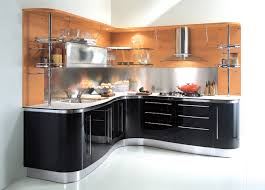 Modern Kitchen Designs For Small Spaces Compact Kitchen Design For Small Spaces With White Wall 188