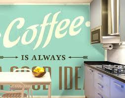 papier peint cuisine lessivable papier peint cuisine lavable en situation cuisine vintage papier