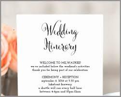 destination wedding itinerary template 10 destination wedding itinerary template free templatesz234