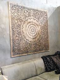 decoration carved wood wall home decor ideas intended for