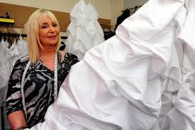 wedding dress makers big wedding dressmaker s employment row with best friend