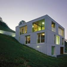Concrete Home Designs Lawrence Architects Combines Steel Glass And Concrete To Make
