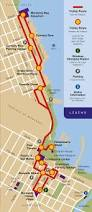 San Francisco Streetcar Map Ride The Free Trolley Shuttle