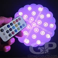large led decor light with remote 13 color mode led light