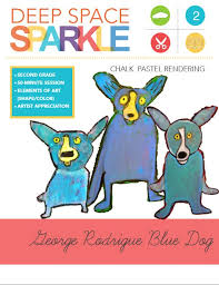 12 best blue dog art lessons images on pinterest art lessons
