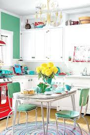 fascinating breezy blue aqua and cream shabby chic dining room
