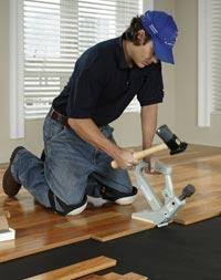Hardwood Floor Gun Installing Your Plank Hardwood Flooring