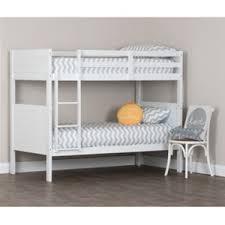 Bunk Beds Australia Buy Single Single Bunk Bed White Graysonline Australia