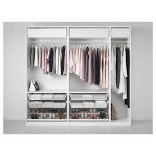 Schlafzimmerschrank Reinigen Pax Kleiderschrank 250x58x236 Cm Ikea