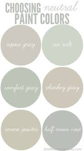choosing neutral paint colors neutral paint colors neutral