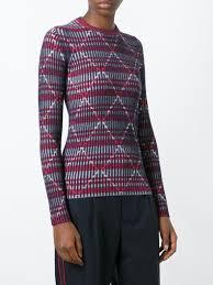 designer kleider gã nstig kaufen kenzo tiger shirt price kenzo gestreifter intarsien wollpullover