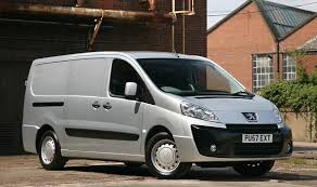 peugeot expert van review auto express