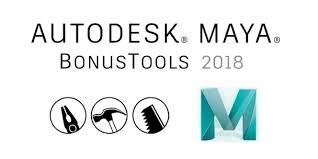 download the maya 2018 bonus tools cg channel