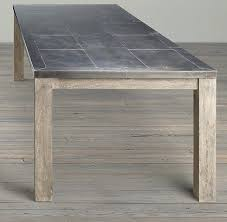 metal top kitchen table metal topped tables metal top table vintage 833team com