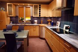 cuisine d exposition cuisine d expo photo 5 10 une cuisine d exposition en bois avec