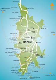 Phuket Map Phuket Map Russian Foto Von Reid Fans Teilen Deutschland Bilder