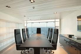 elegant office conference room design wooden director office room