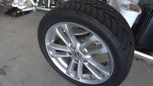 2009 honda civic tire size enkei rpf1 vs stock si wheels