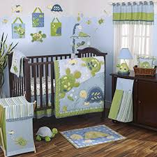 Cocalo Bedding Turtle Baby Bedding Baby Animals Bedding Sets