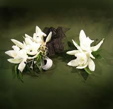 Orchid Corsage Mini Cymbidium Orchid Corsage U0026 Boutonniere She U0027s My Florist