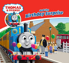 Thomas Tank Engine Personalised Children U0027s Birthday Book
