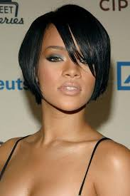 short black hairstyles bobs fade haircut
