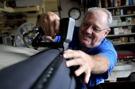Staple Gun Upholstery Brothers Work To Keep Car Shop A Peoria Staple U2013 The Eye