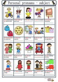 personal pronouns worksheet free esl printable worksheets made
