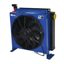 oil cooler with fan hydraulic oil cooler 2020 with elctrical fan standard cooler heat