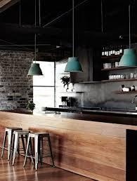 hotte industrielle cuisine decoration cuisine industrielle bar et cuisine industriels