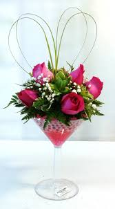 Flowers Same Day Delivery Same Day Delivery Pink Romance Martini Fiesta Flowers Plants