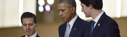 Trump Nafta Changes Trump Vs U0027three Amigos U0027 North America U0027s Leaders Meet While The